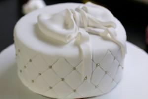 Recette du gâteau de mariage ou wedding cake, cake design
