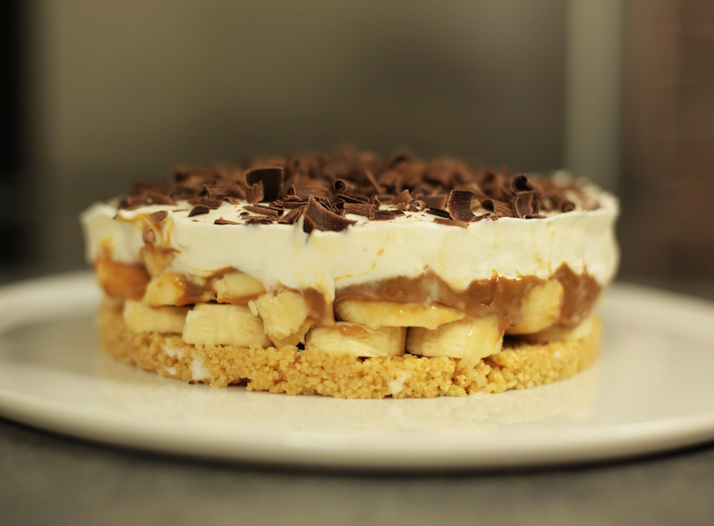 Cake La Banane Facile
