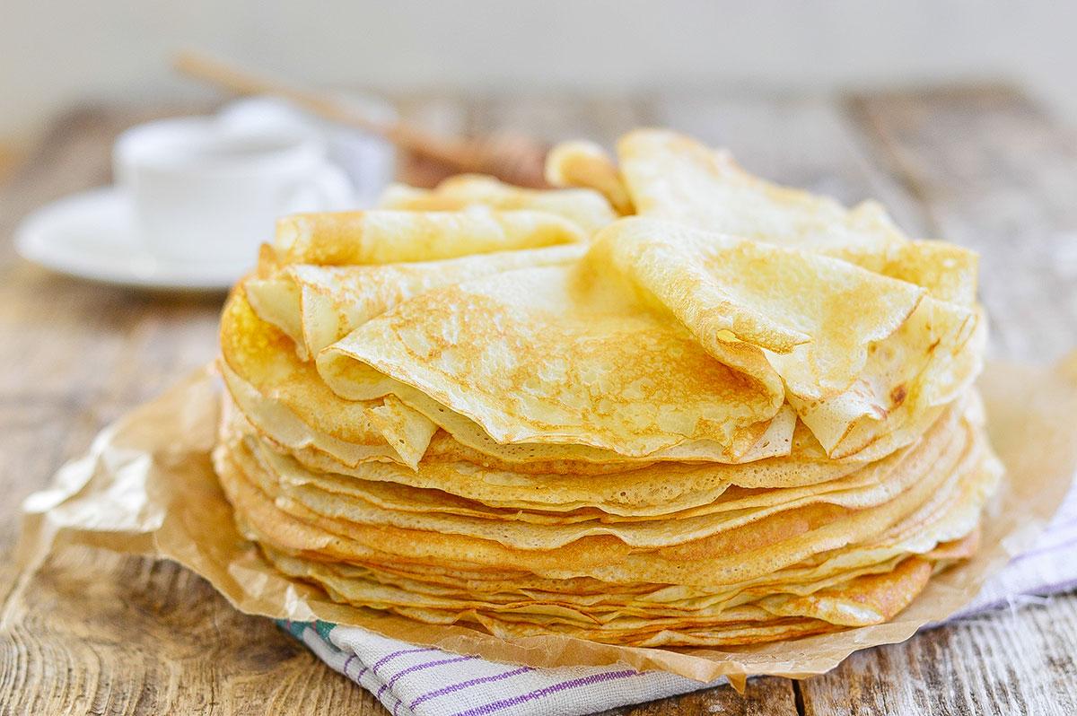 Recette Crepes De La Chandeleur Faciles Et Délicieuses Hervé Cuisine