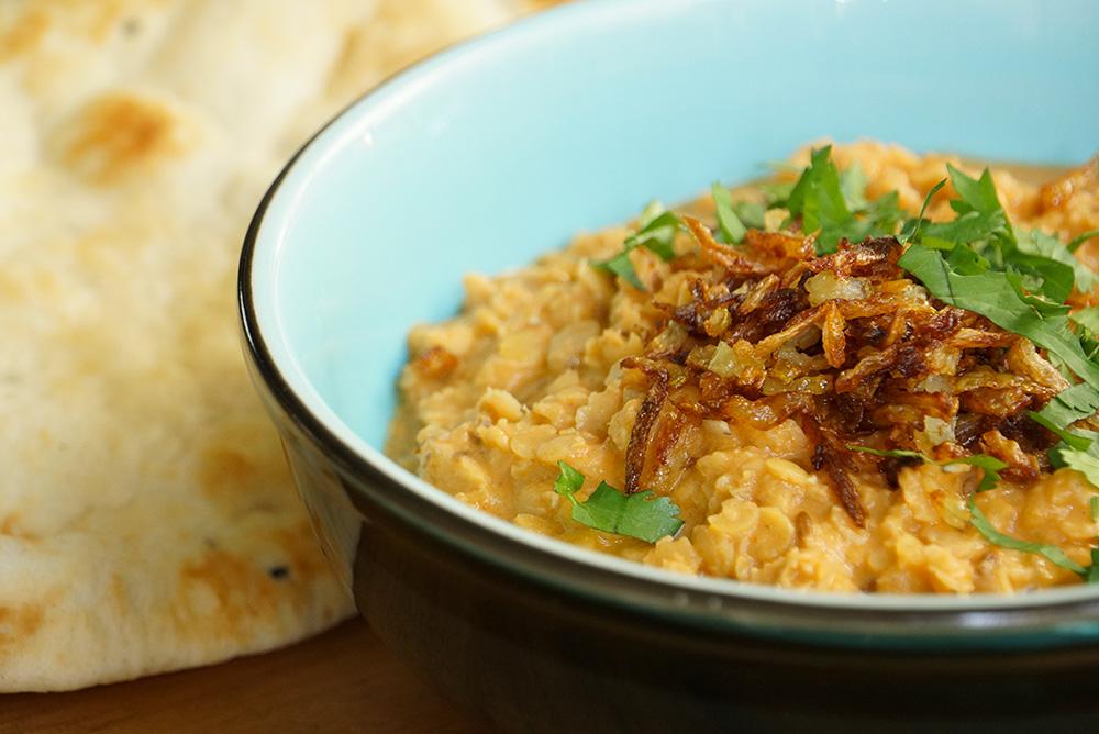 Recette Du Curry Indien Aux Lentilles Dhal Curry Vegetarien