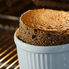 soufflé chocolat facile recette