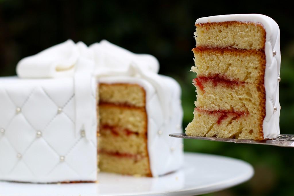 sponge cake ou gateau éponge