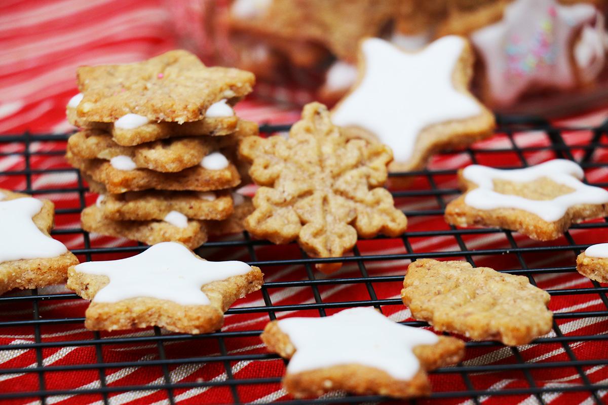 G teaux ou biscuits toiles de no l recette facile - Kouglof alsacien recette en video cuisine ...