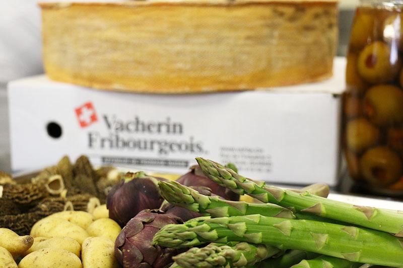 Herv cuisine en suisse fribourg avec pierrot ayer - Chef de cuisine en suisse ...
