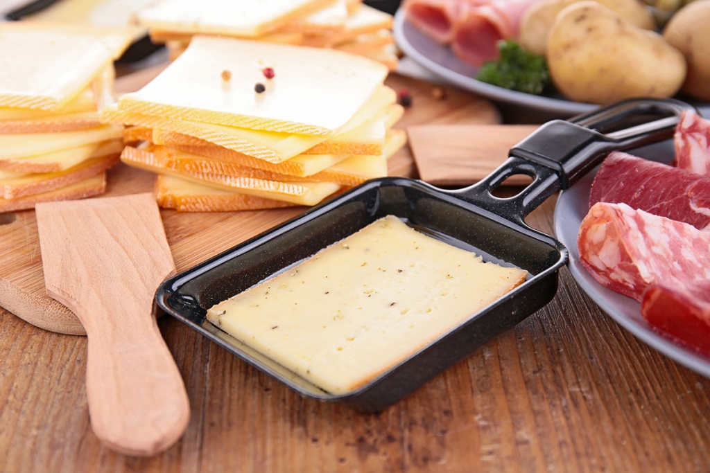 fromage a raclette