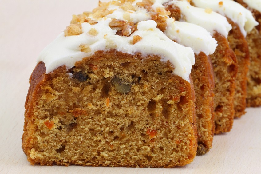 Raisins Un Carrot Cake
