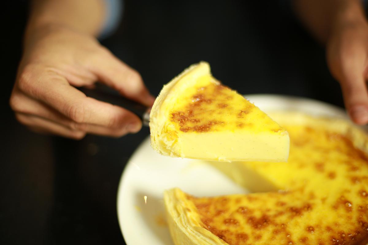 Recette facile du flan p tissier la vanille par herv - Herve cuisine buche de noel ...