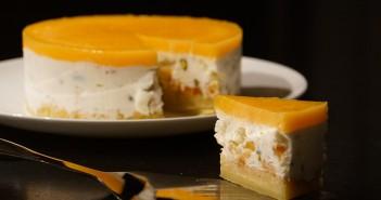 Gros g teaux cakes archives - Herve cuisine buche de noel ...